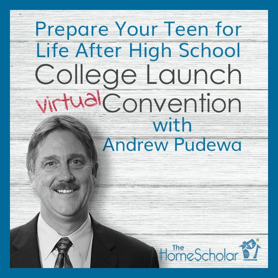 College Launch Virtual Convention for Parents and Teens #Homeschool @TheHomeScholar