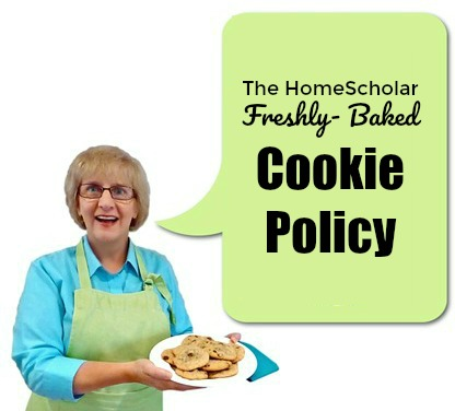 Our Freshly Baked Cookie Policy @TheHomeScholar