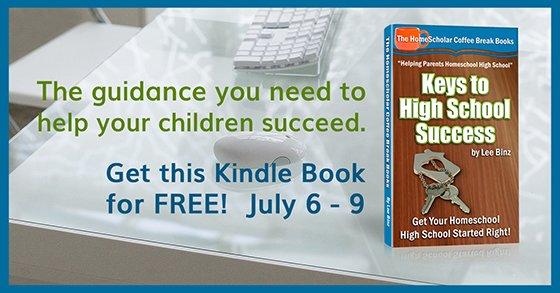 [Free Kindle Book] Keys to High School Success: July 6-9
