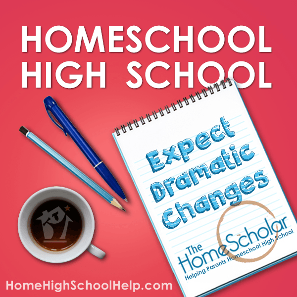 #Homeschool High School: Four Years - Four Goals @TheHomeScholar