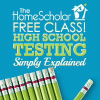 High School Testing Simply Explained #Homeschool @TheHomescholar