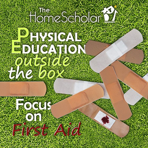 Physical Education Outside the Box #Homeschool @TheHomeScholar