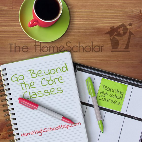 Learn to plan courses for #homeschool high school so you are always prepared! @TheHomeScholar