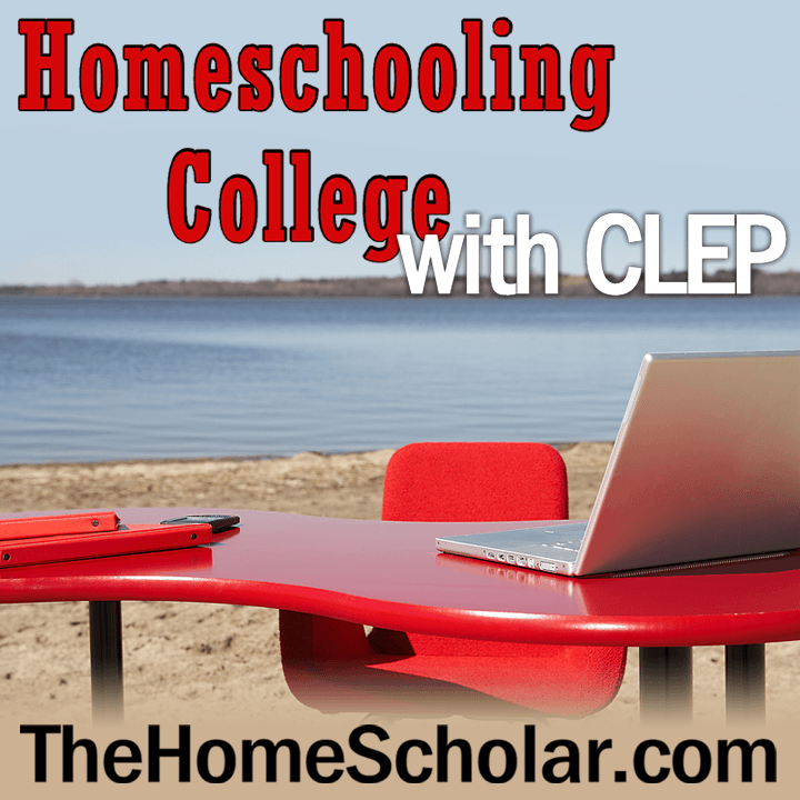 Earn college credit and #homeschool high school at the same time! @TheHomeScholar