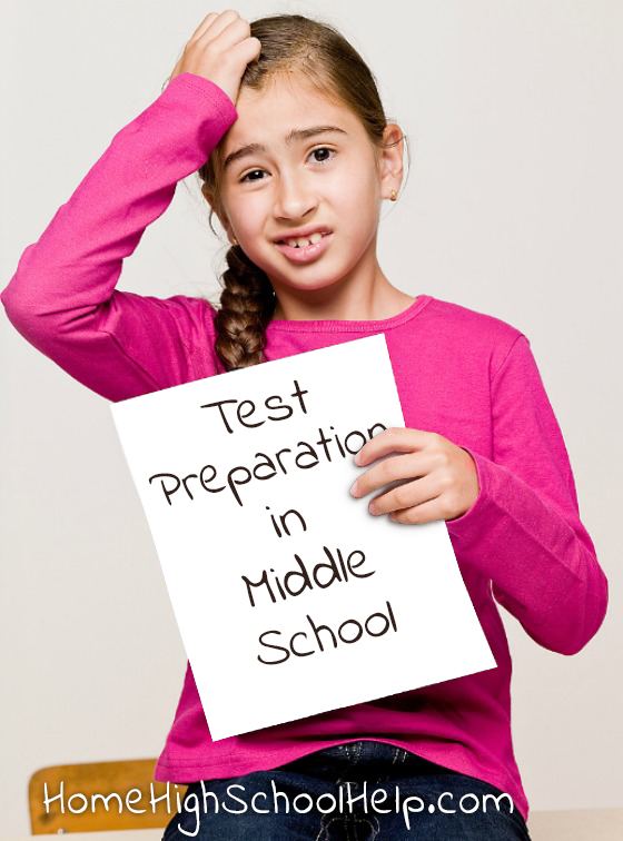 Test Preparation in Middle School