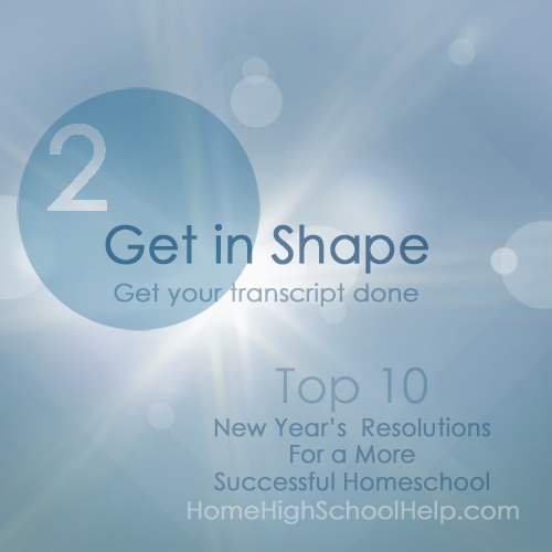 Top 10 New Year's Resolutions for a More Successful #Homeschool @TheHomeScholar