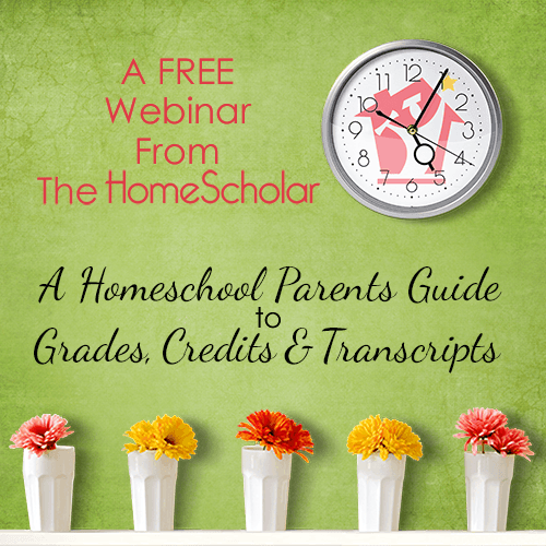 Avoid the GED by Making a Homeschool Transcript