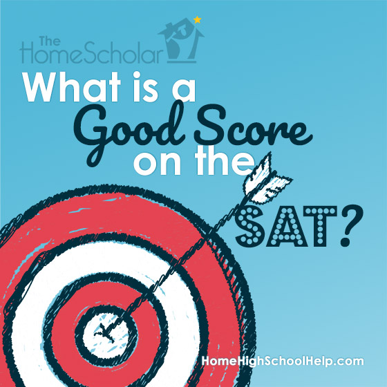 good score on the SAT
