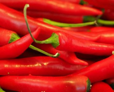 spicy food cause acne