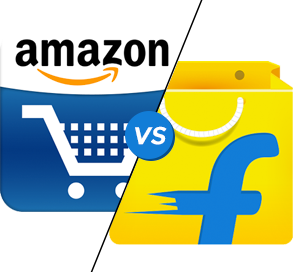 Amazon India vs. Flipkart
