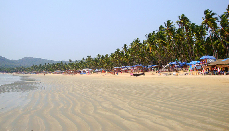 palolem beach pic
