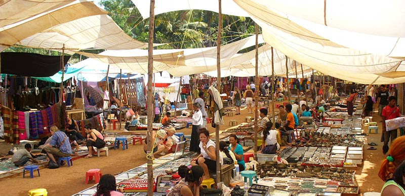 arjuna flea market pic