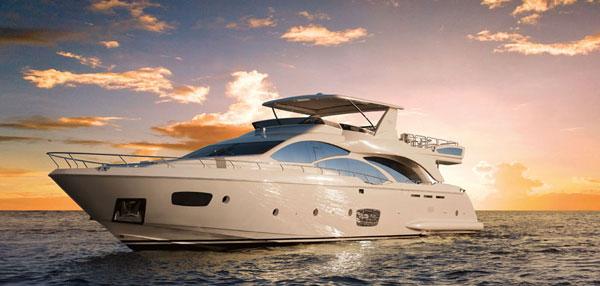 goa yacht pic