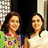 Ranjini & Ruchira