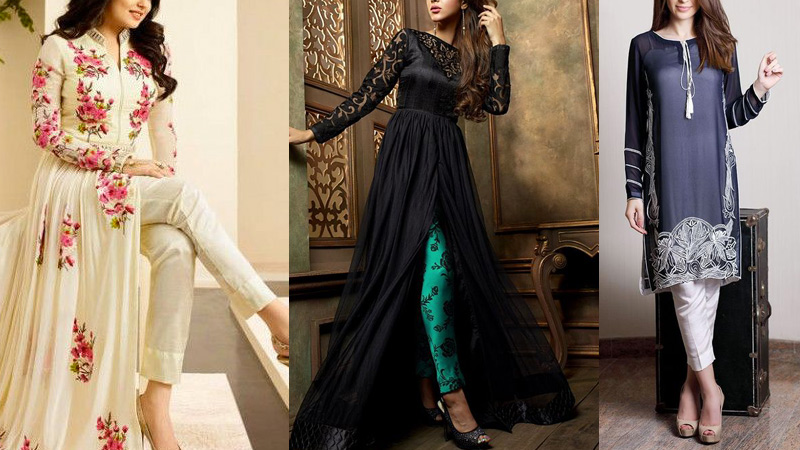 fashionable churidars
