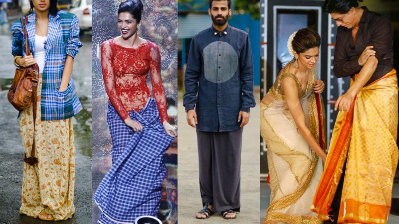 fashionable lungi
