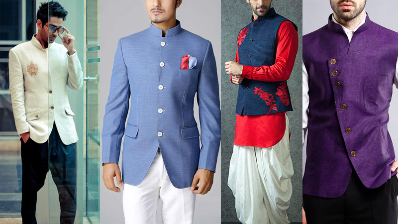 fashionable nehru jackets