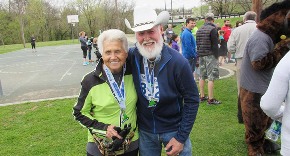 Fitness News – April 24: 80-Year-Old Running Couple and More