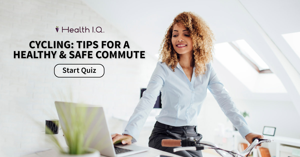 Quiz: Bike to Work Safety