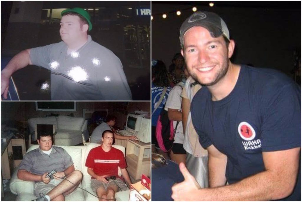 Tom Mulling Amazing Weight Loss Transformation