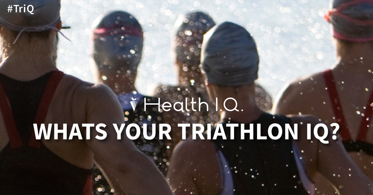 Quiz: What's Your Triathlon IQ?