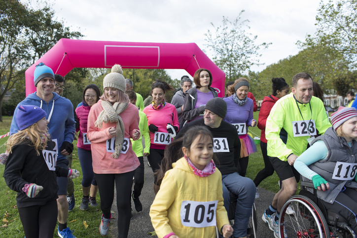 Lung Cancer Awareness Month: Showing Your Support at an Event This November
