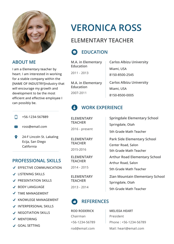 Elementary-Teacher-Resume-Template-www.template.net