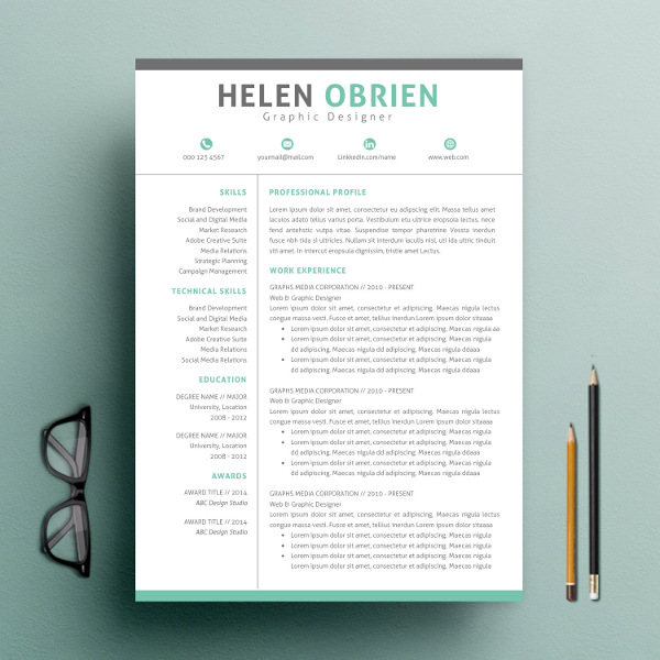 Graphic-Designer-Resume-Template-Template.net