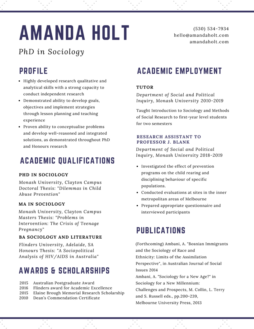 White-Minimalist-Academic-Resume