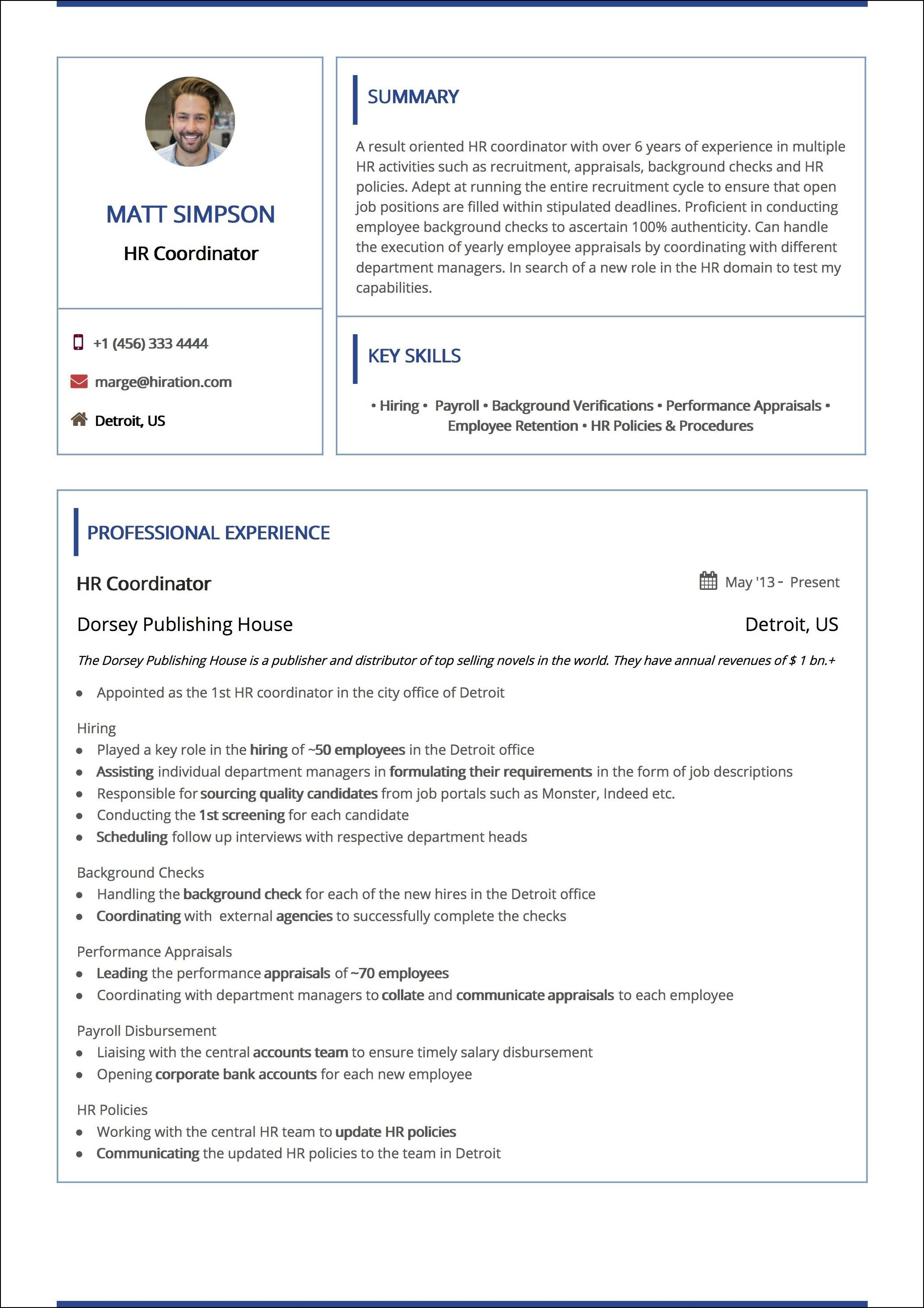 resume templates the 2018 guide to choosing the best resume template