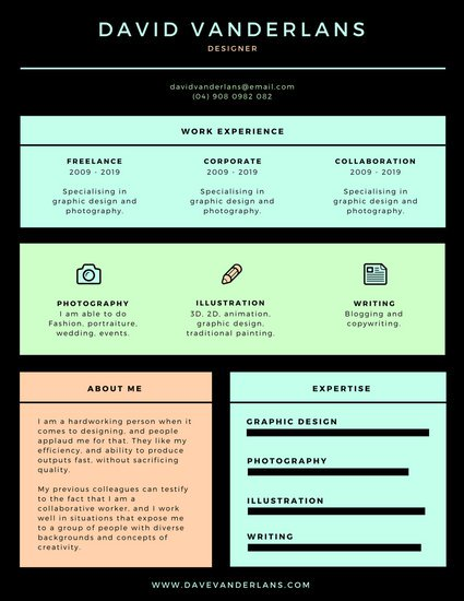 canva-black-and-pastel-modern-creative-resume