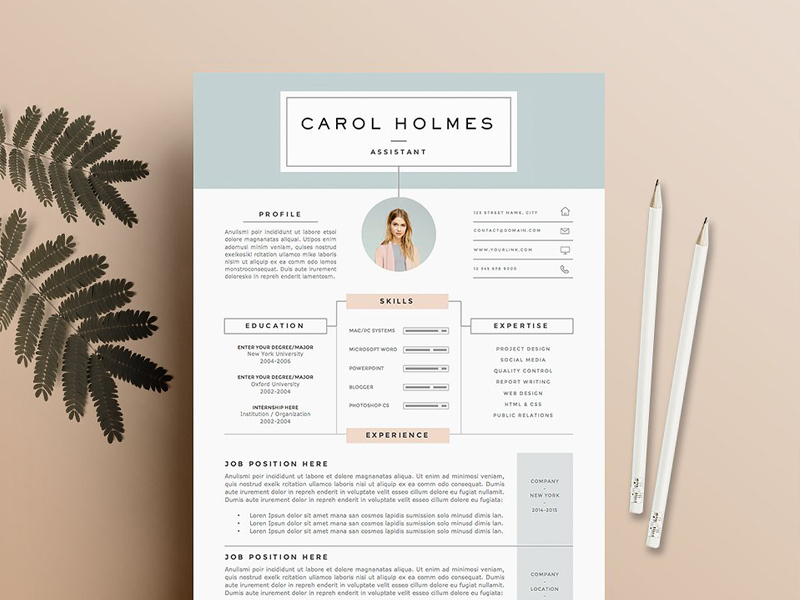 resume design  the 2019 guide with 10  resume design templates