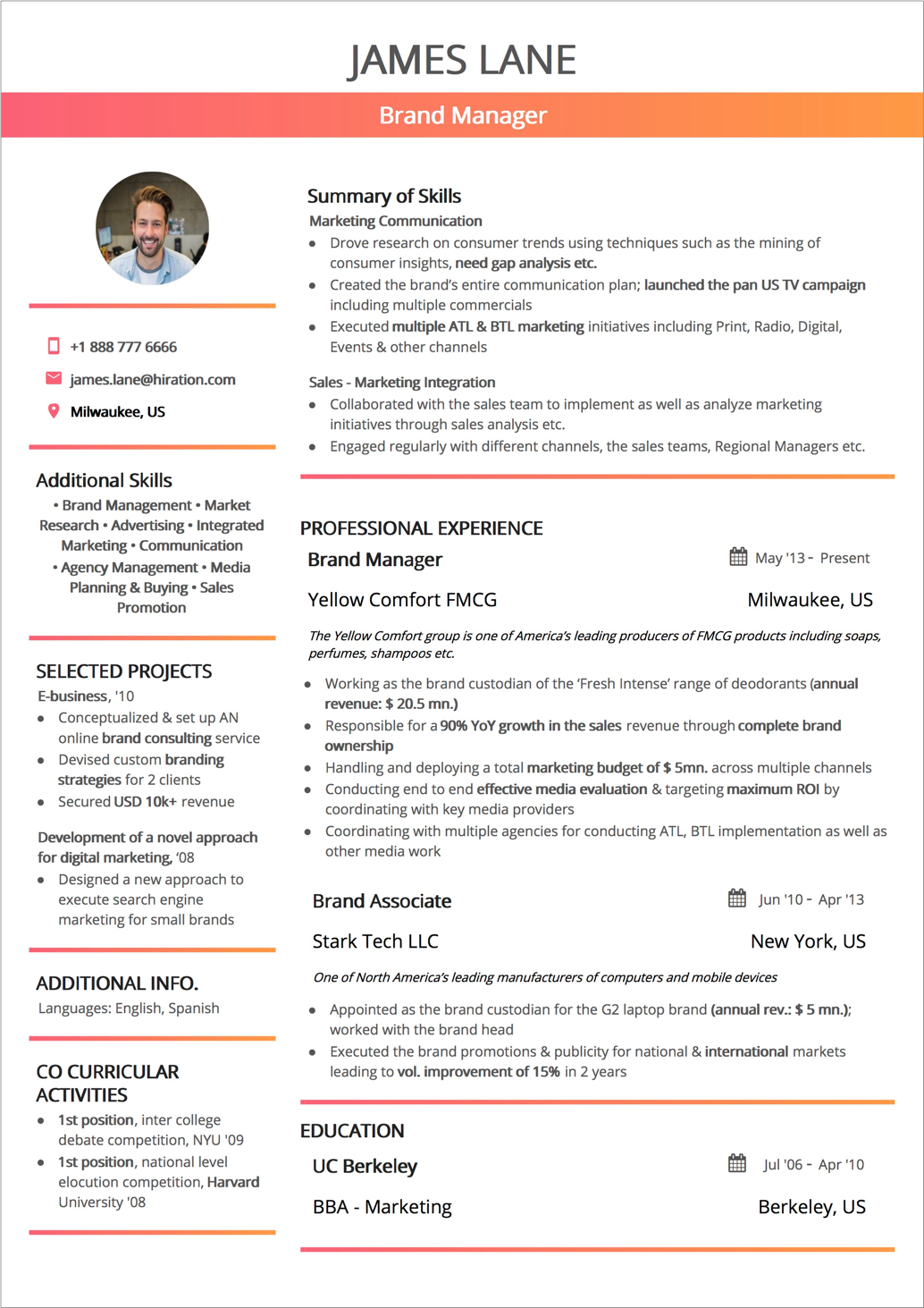 Combination Resume The 2020 Guide To Combination Resumes