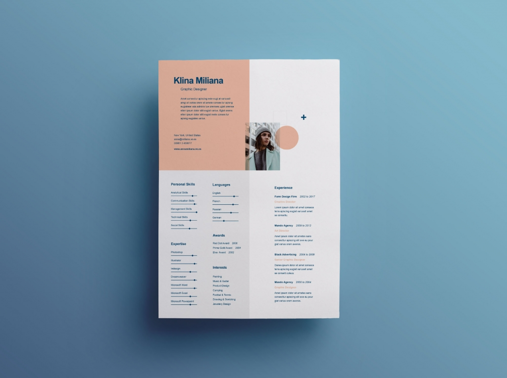 Free Resume Templates: 2018 List of 10+ Free Resume Templates