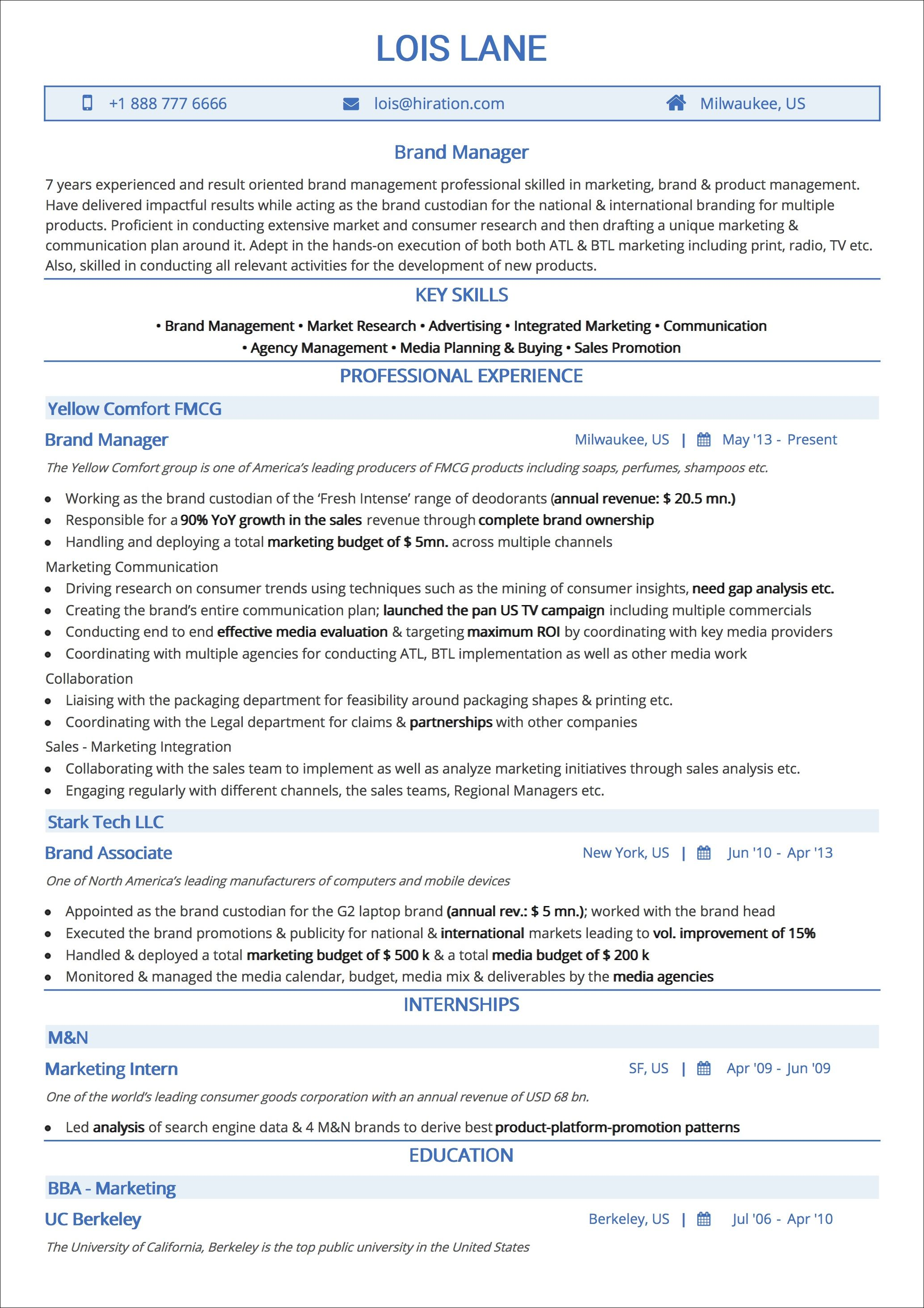 Resume Templates - The 2018 Guide to Choosing the Best Resume Template