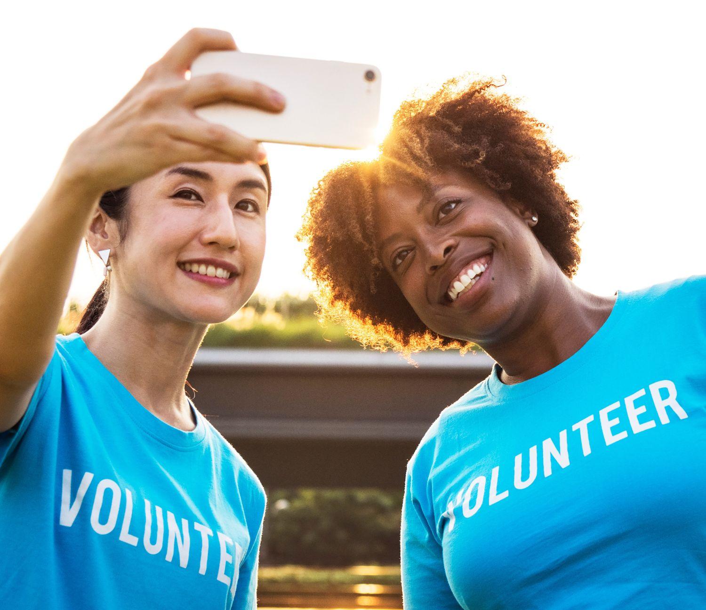 listing volunteer work on resume