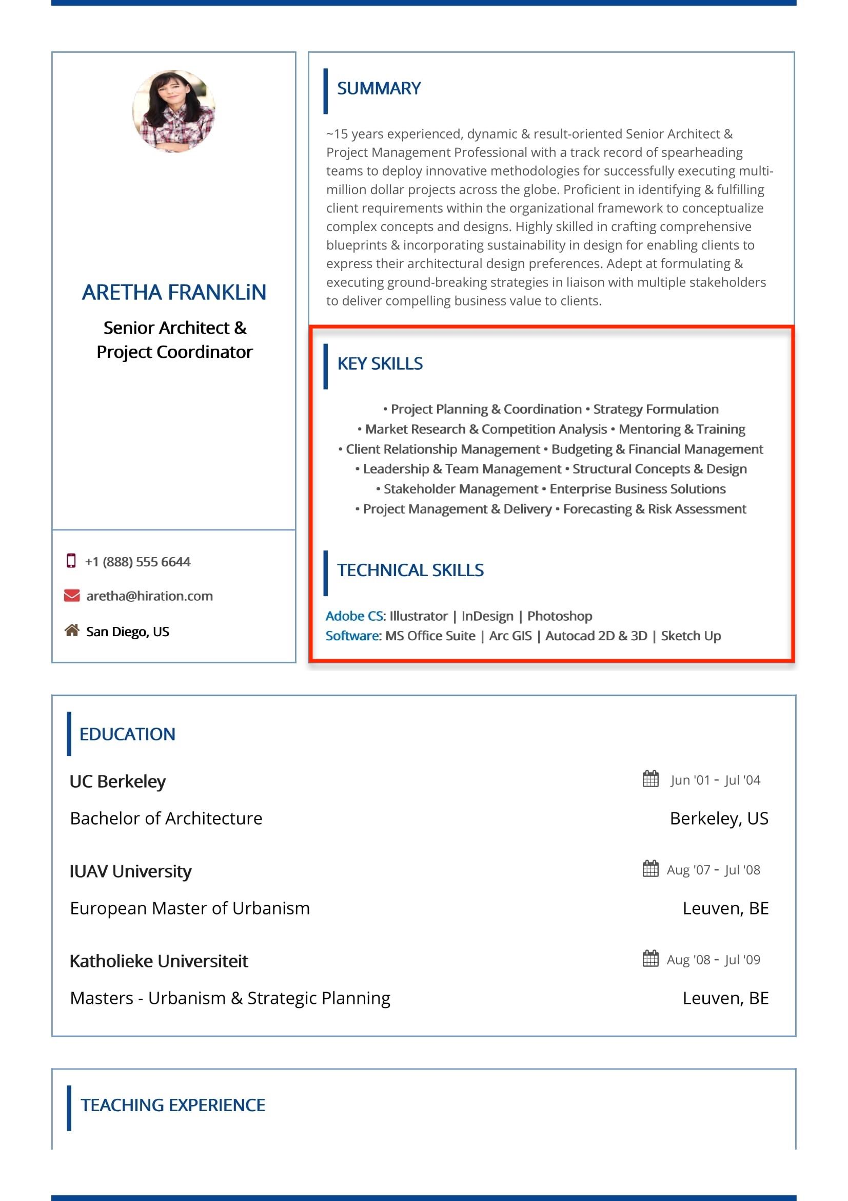 what skills to put on a resume  the 2019 guide with 200  sample resume