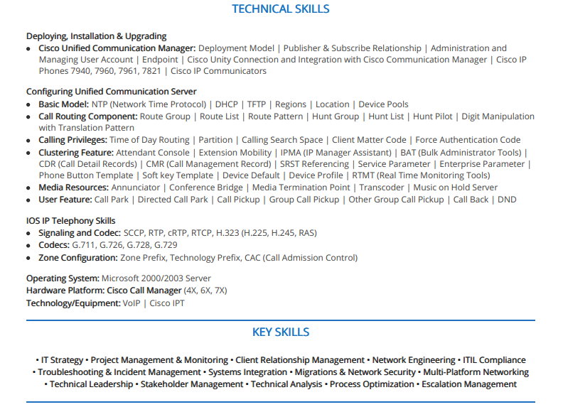 What Skills to put on a Resume: The 2019 Guide with 200+