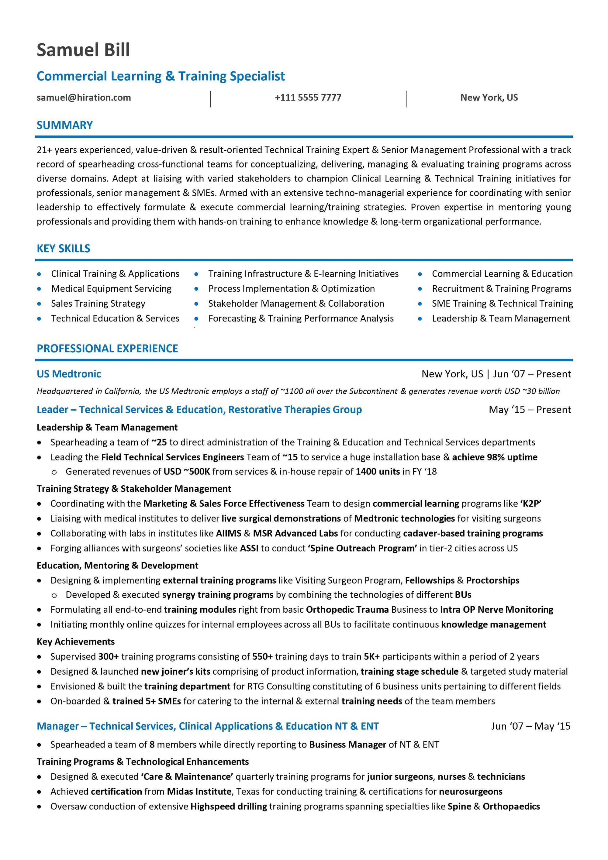 Career Change Resume: [2019] Guide to Resume for Career Change