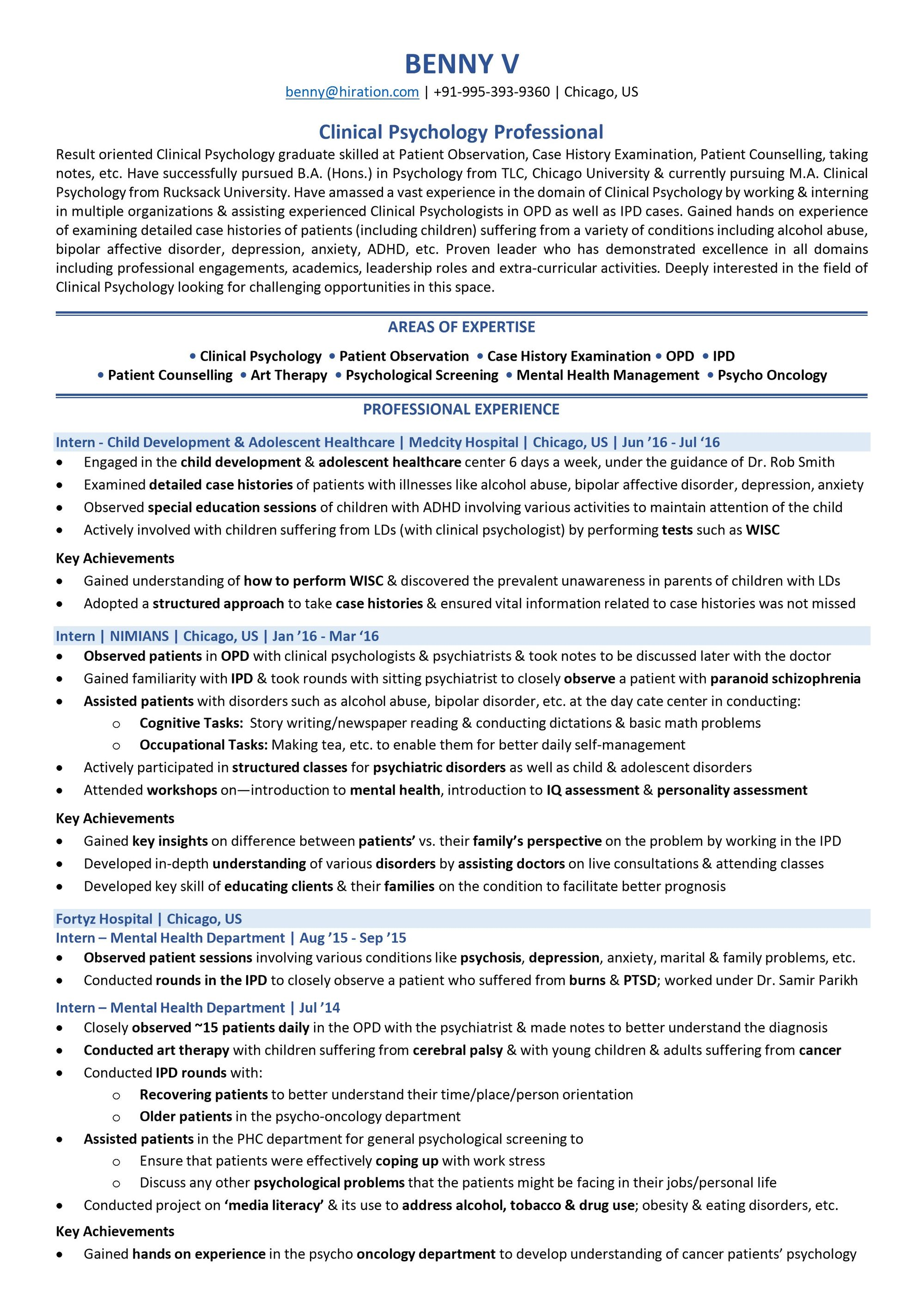 Scholarship Resume 2020 Guide With Scholarship Examples
