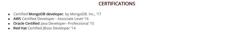 Software-Engineer-Certifications
