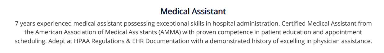 Medical_Assistant_Resume_Summary-1
