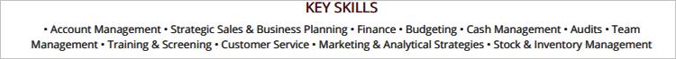 Account-Manager-Key-Skills