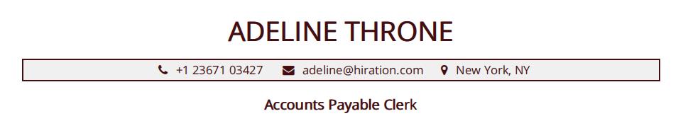 Accounts-payable-resume-profile-title-1