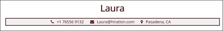 Hostess-Resume-Blog-Header