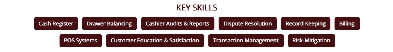 cashier-resume-key-skills