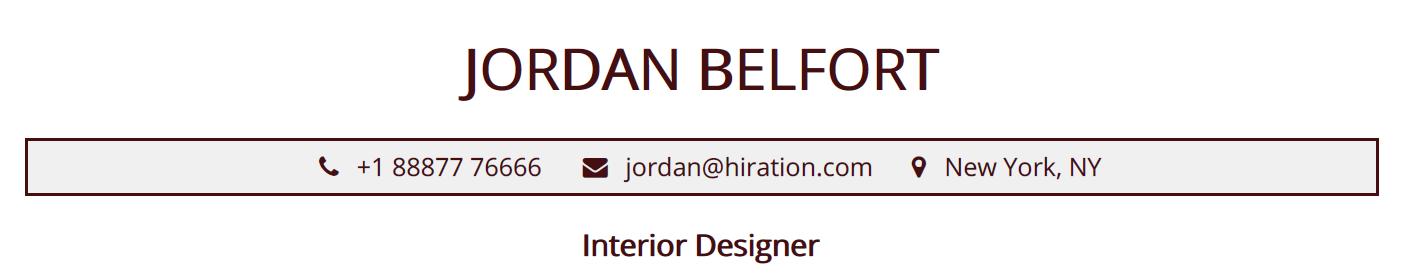 job for interior designer fresher