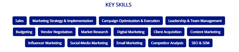marketing-manager-resume-key-skills