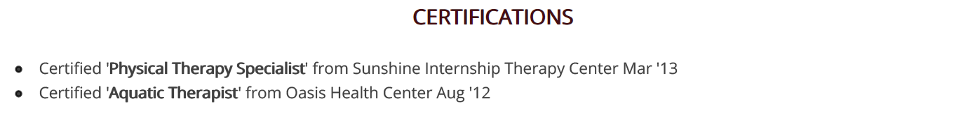 physical-therapy-resume-certifications-1