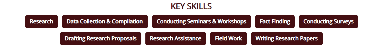 research-assistant-resume-key-skills